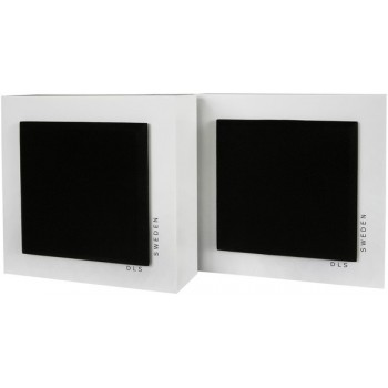 Flatbox Slim Mini, wall speaker, white