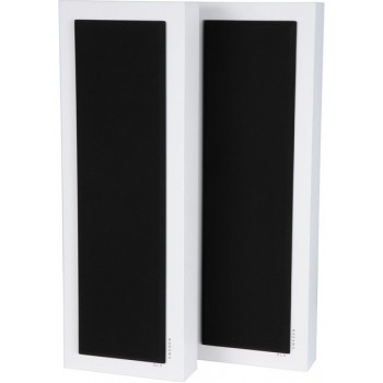 Flatbox XL, wall speaker, white