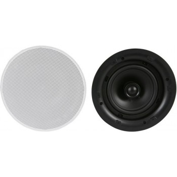 IC624, In-ceiling speaker, pair, 6,5""
