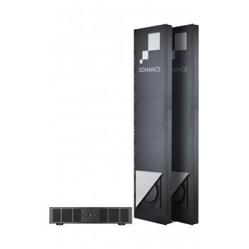 VP12SUB NC SYSTEM 230V (2 SUBWOOFERS. 2 ENCLOSURES & 1 AMPLIFIER)