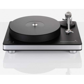 Performance DC black with silver chassis (tonearm - Clarify, cartr. - Virtuoso V2 MM)