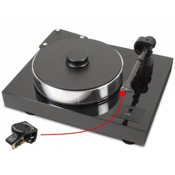 Pro-Ject Xtension 10 Evolution (Piano Black with cartr. Sumiko Blackbird)