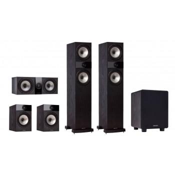 HC acoustics set 5.1 Fyne Audio Series F