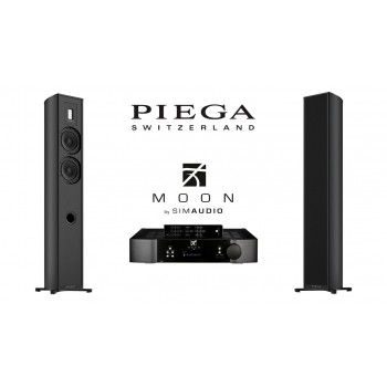 Stereo SET Moon ACE & Piega Premium 701