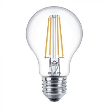 Philips LED bulb E27 8W 806l 2700K