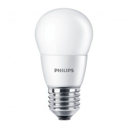 Philips LED bulb E27 5.5W 470l 2700K