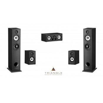 Acoustics SET - Triangle Borea