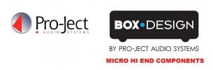Pro-Ject Box Design