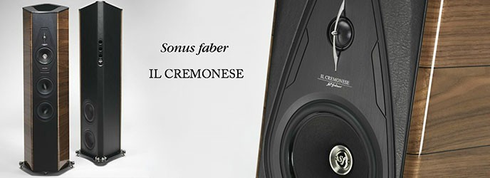 Il Cremonese - new product from Sonus Faber!