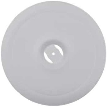 Medium Round Coverplate