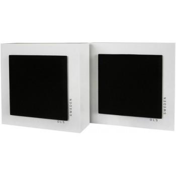 Flatbox Slim Mini, wall speaker, white