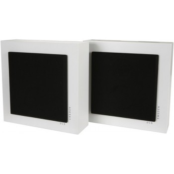 Flatbox Mini, wall speaker, white