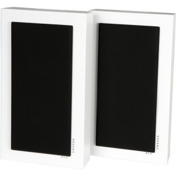 Flatbox Midi, wall speaker, white