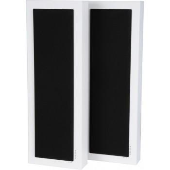 Flatbox XL, wall speaker, white