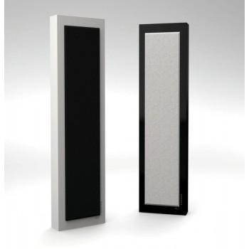 Flatbox XXL, wall speaker, black piano