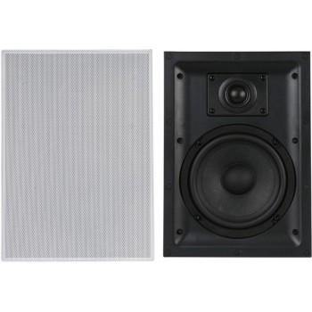"""IW2.6, In wall speaker, pair 6,5"""""""