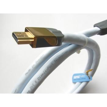 HDMI-HDMI MET-S/B HD A/V BLUE