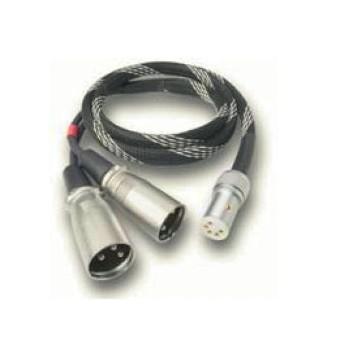 CONNECT IT PHONO 5P RCA or XLR CC