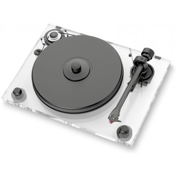 Pro-Ject 2Xperience Acryl SB Super Pack 2M Silver