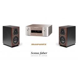 Stereo SET Marantz Melody X + Sonus Faber Lumina I