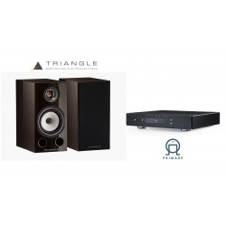 Stereo SET Primare I15MM & Triangle Comete 40TH ANNIVERSARY